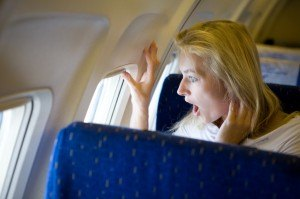 Fear of flying: fear of the unknown