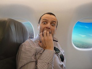 Six stages to treat your flying phobia
