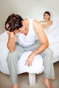 Relationship issues and erectile dysfunction